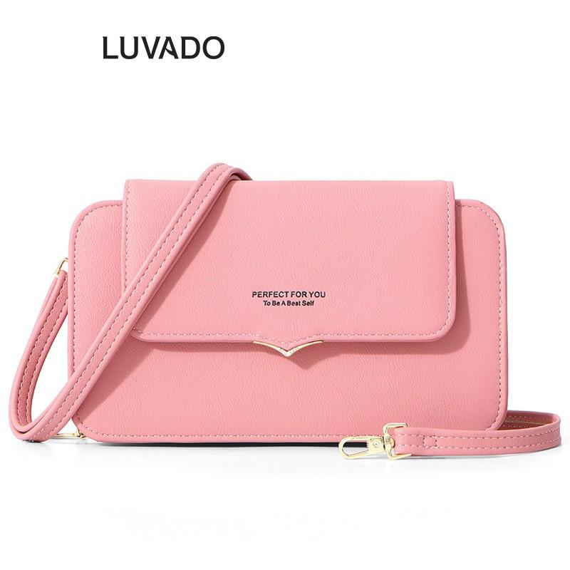 Túi xách nữ đẹp PERFECT FOR YOU đeo chéo thời trang cao cấp LUVADO TX538