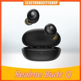 REALME Tai Nghe Bluetooth 5.0 Tws Kèm Hộp Sạc Dự Phòng 400mah