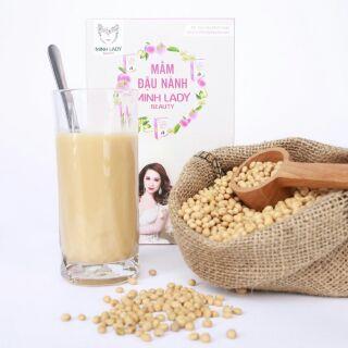 Combo 2 hộp mầm đậu nành tăng size vòng 1 Minh Lady b thumbnail