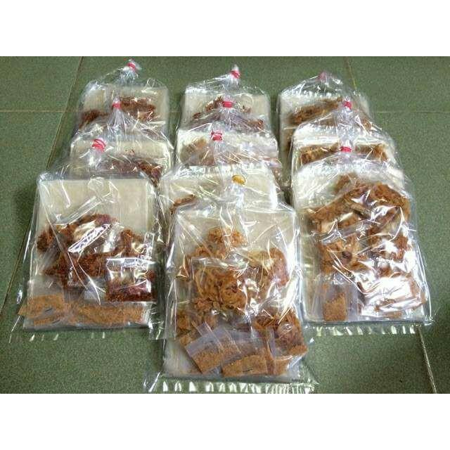 [20 Miếng] Bánh Tráng Lá Cuộn Muối Hành Phi TRÚC LAM