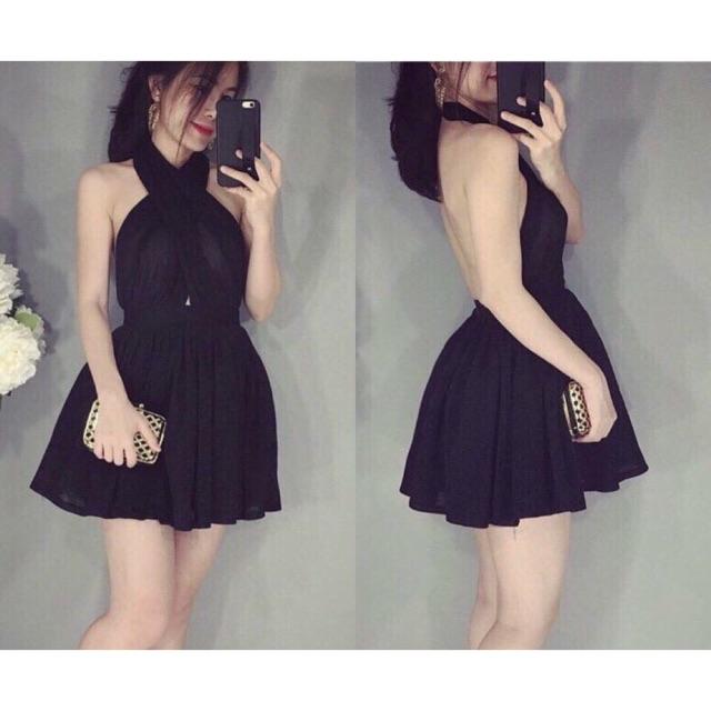 Đầm yếm nhủ kimsa cao cấp