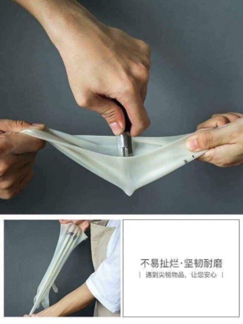 [Mã 267FMCGSALE giảm 8% đơn 500K] Găng Tay Cao Su Siêu Dai Bảo Vệ Bàn Tay Hàng Xuất Xịn