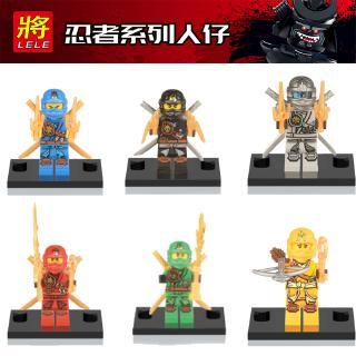 Bộ Đồ Chơi Lego Xếp Hình Ninja Cho Bé
