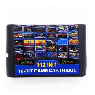 Thẻ Game 112 Trong 1 Cho Sega Genesis thumbnail