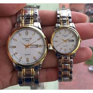 Đồng hồ cặp nam nữ Fedylon cao cấp thumbnail