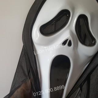 Mặt Nạ Sát Nhân – mặt nạ Scream hấp dẫn