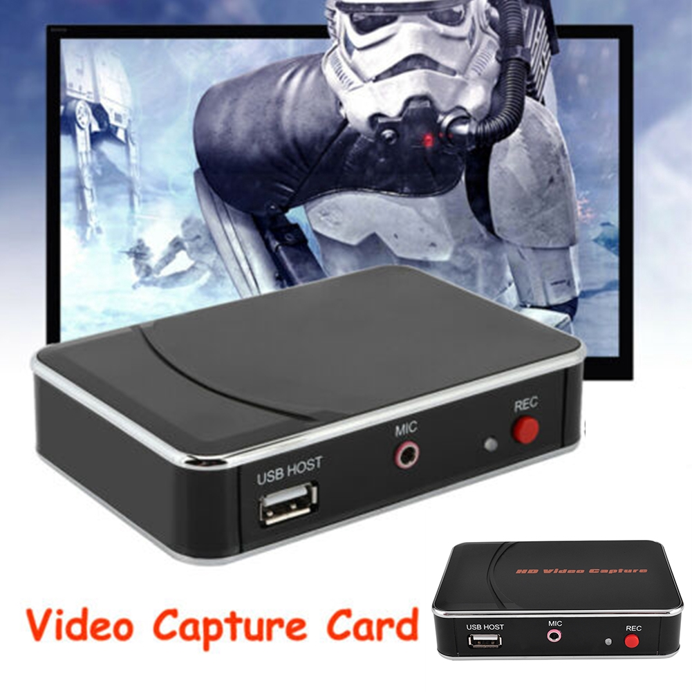 For Computer Game USB HDMI Converter HDCP HD Audio Video Capture Card