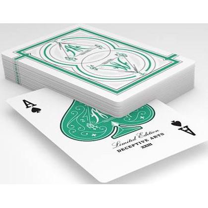 Bài tây, bài ảo thuật Deceptive Arts Playing Cards - Hàng chính hãng [Hàng  Mỹ] chính hãng 200,000đ