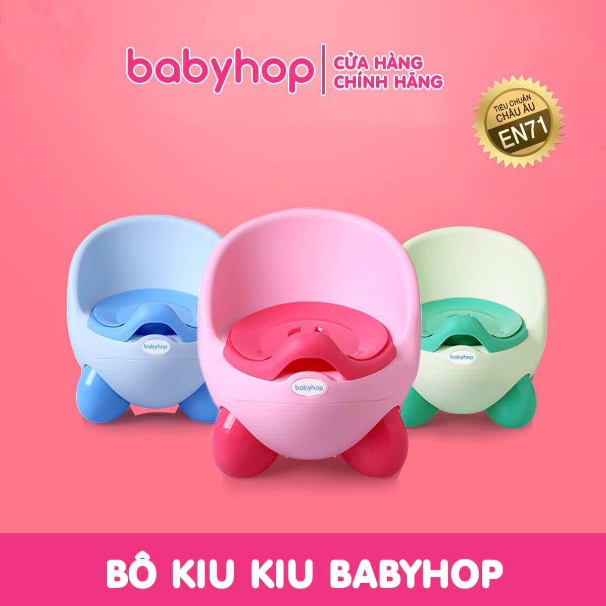 [Freeship 80K đơn từ 135K] Bô Cho Bé Kiu Kiu Babyhop - BH 12 tháng 1 đổi 1.