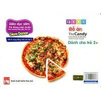 Flashcard Dạy Trẻ Theo Phương Pháp Glenn Doman - Đồ Ăn