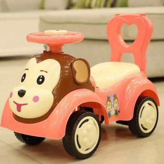 Xe chòi chân hình khỉ mã 8188