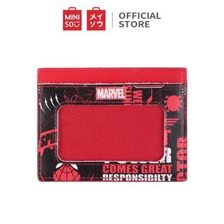Ví đựng thẻ Miniso Marvel 23g - Hàng chính hãng thumbnail