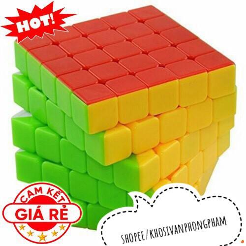 [GIÁ SẬP SÀN] Rubik đẹp, xoay trơn, không rít, độ bền cao, Rubik 2×2,3×3,4×4,5×5 [GIÁ BUÔN]