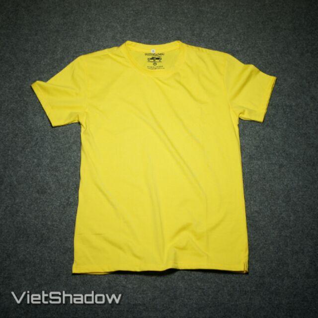 Áo phông trơn thương hiệu VietShadow cổ tròn màu vàng - 2993477 , 321550295 , 322_321550295 , 80000 , Ao-phong-tron-thuong-hieu-VietShadow-co-tron-mau-vang-322_321550295 , shopee.vn , Áo phông trơn thương hiệu VietShadow cổ tròn màu vàng