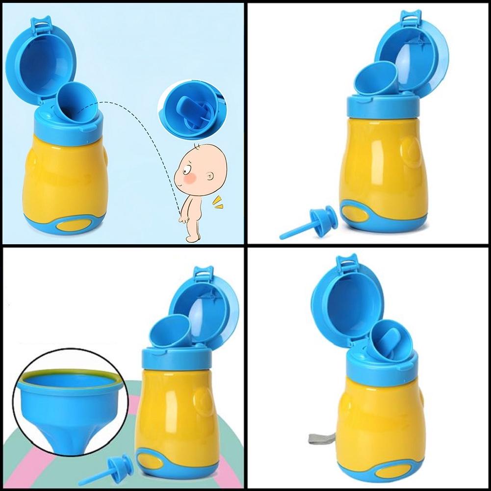 Boy Toilet Pee Trainer Potty Children Portable Travel Urinal Kids Baby
