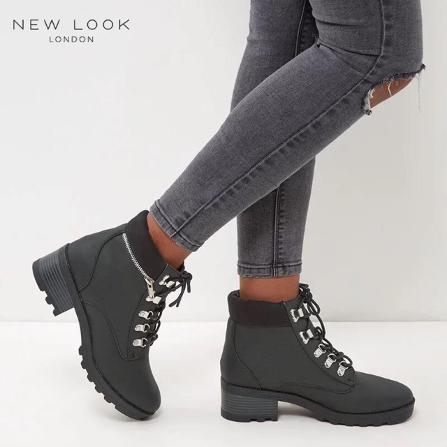 Boot nữ đen