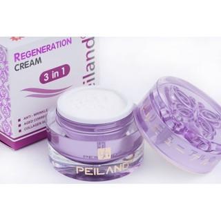 Kem Dưỡng Ban Đêm PEILAND Regeneration Cream 3 in 1 Bướm Tím. thumbnail