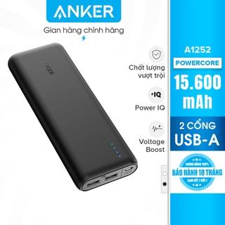 Pin sạc dự phòng ANKER PowerCore 15600 mAh - A1252 thumbnail