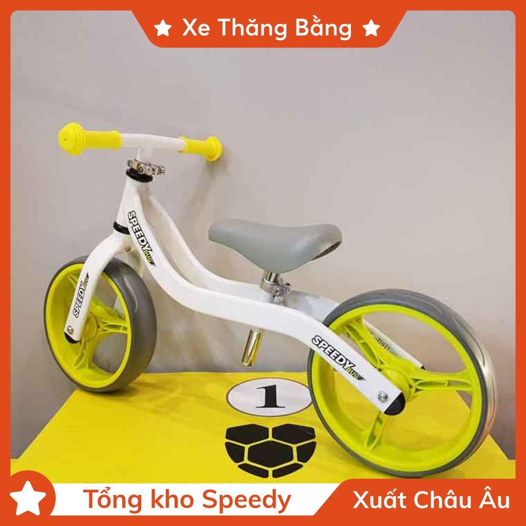 Xe Thăng bằng Speedy Bug khung Nhôm aluminum cao cấp siêu nhẹ - Đồ chơi vận động cho bé