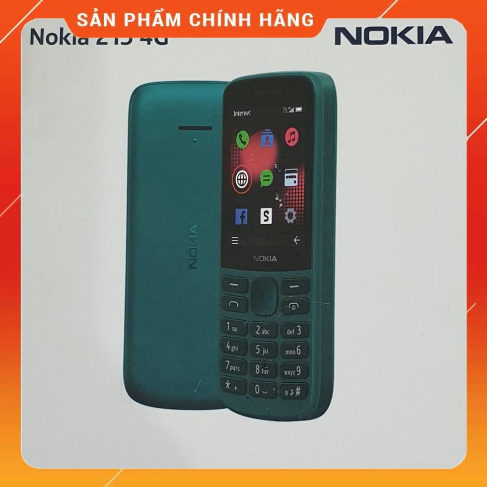 [ DEAL SỐC ] Điện Thoại Nokia 215 4G (2020) - Hàng Chính Hãng Hàng Chính Hãng FULL BOX