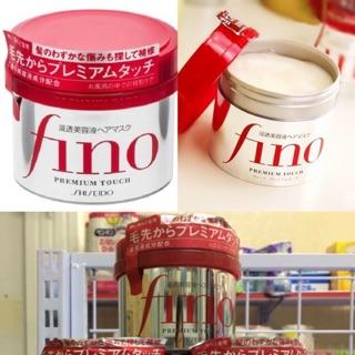 Yêu ThíchKem ủ & hấp tóc Fino của Shiseido 230g