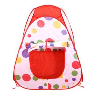 Large Kids Tent Portable Children Kids Pop Up Adventure Ocean Ball Play Tent House Tunnel Set