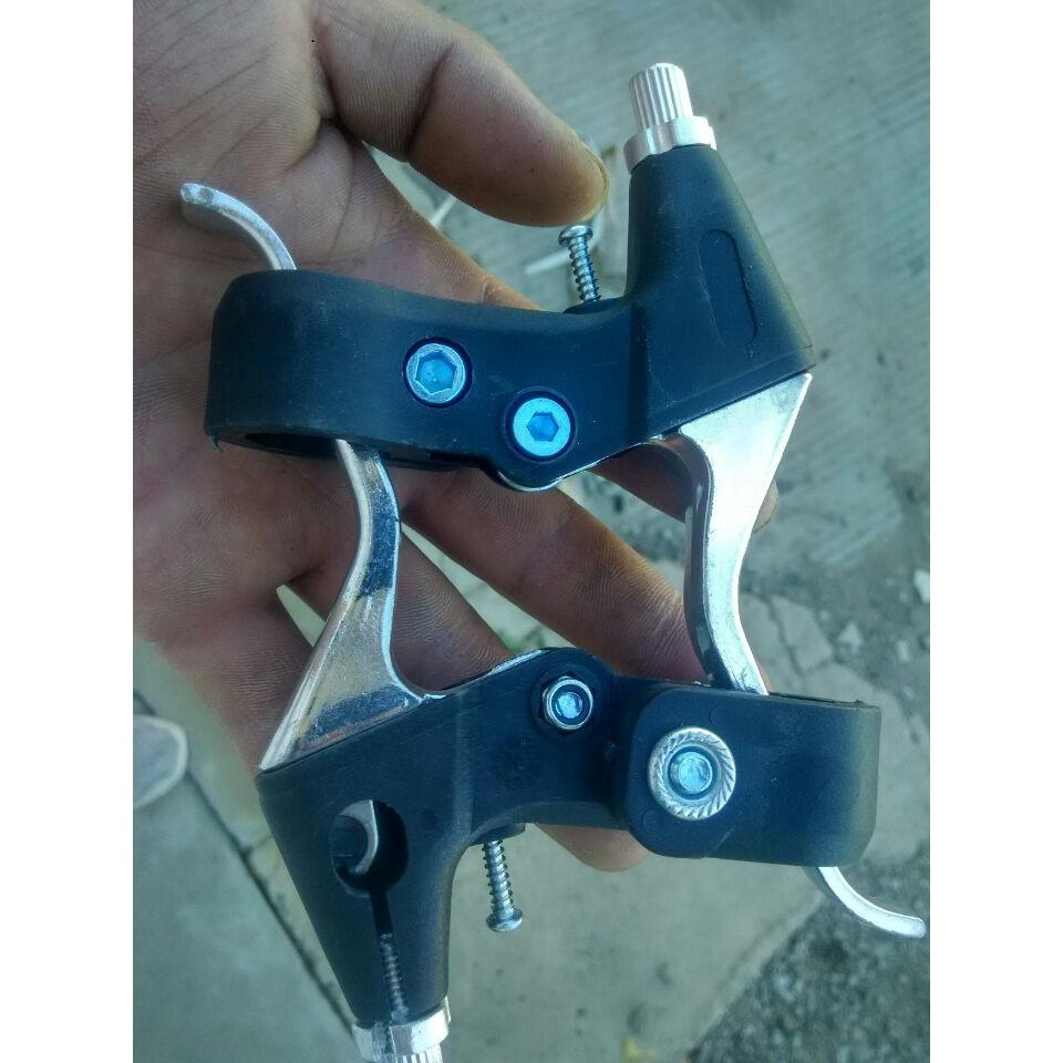 Full 188 shipments mountain bike bicycle aluminum brake lever / semi-aluminum brake lever / high-end mountain bike acces