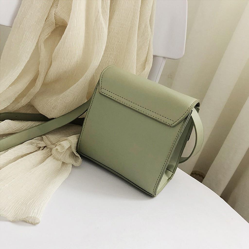 Túi đeo chéo 🍒 Túi xách nữ vuông xinh KOLD T399