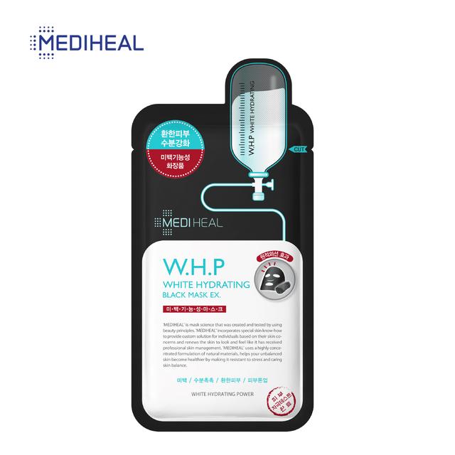 Mặt nạ than hoạt tính giúp làm trắng da Mediheal W.H.P White ...