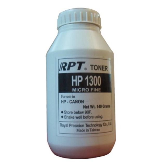 Mực đổ máy in Canon 2900,3300,6300,HP 1010,1160,1320,2015 - Ít thải, đậm (Mực in 12a,49a,05a) mã RPT
