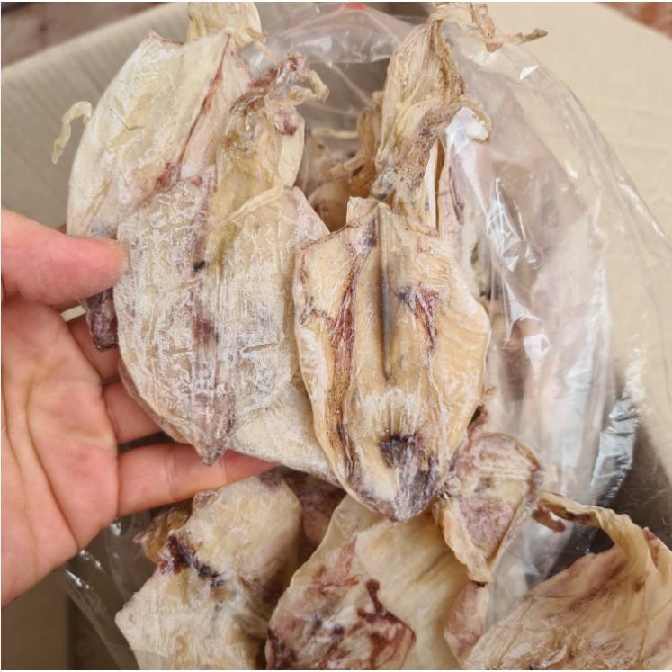 [Mã 267FMCGSALE giảm 8% đơn 500K] 500Gr Khô Mực Rối (size 130 - 150 con 1kg) - Đặc Sản Thịnh Long JoJo Seafood