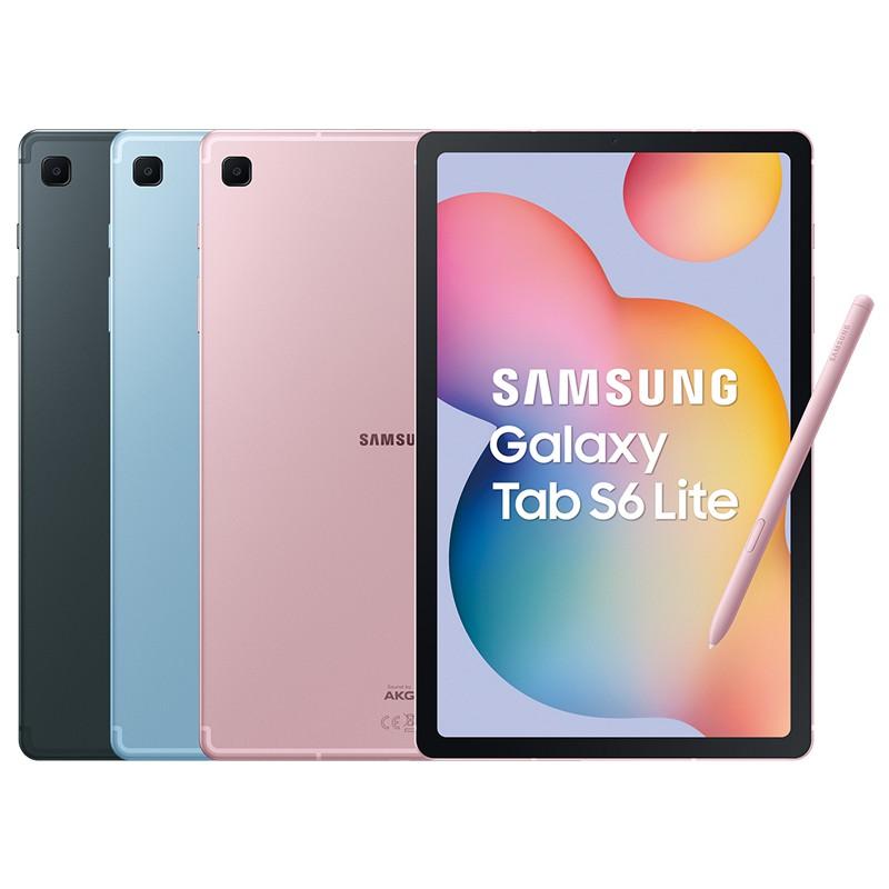 Máy tính bảng Samsung Galaxy Tab S6 Lite Tặng kèm Bao da Book Cover Hàng chính hãng