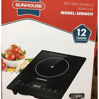 Bếp hồng ngoại cơ Sunhouse SHD6011