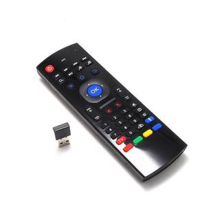 [Mã ELFLASH5 giảm 20K đơn 50K] (Miễn Phí Vận Chuyển) Chuột Bay Kiêm Bàn Phím MX3 Cho Smart Tivi