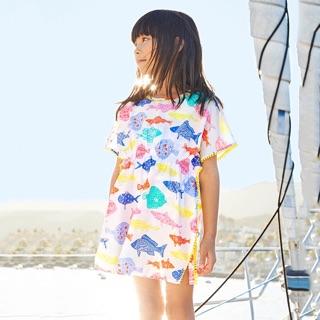 Váy cá tay dơi Little Maven 1-6Y