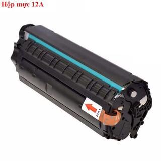 Hộp mực máy in 12A 303 cho máy canon 2900 Canon 3000 HP 1010 HP 1020 hàng nhập khẩu