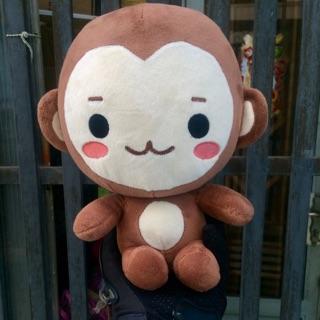 Thú bông khỉ má hồng 25cm
