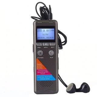 Máy ghi âm chuyên nghiệp chất lượng cao chính hãng GH700 - Có micro ngoài đi kèm hỗ trợ lọc âm cực tốt