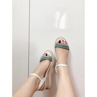 Sandal xuồng Dusto( sẵn size 36-37) thumbnail