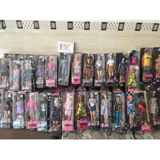 Búp bê Barbie fashionistas. Búp bê Barbie nghề nghiệp. Búp bê Barbie Mattel chính hãng.