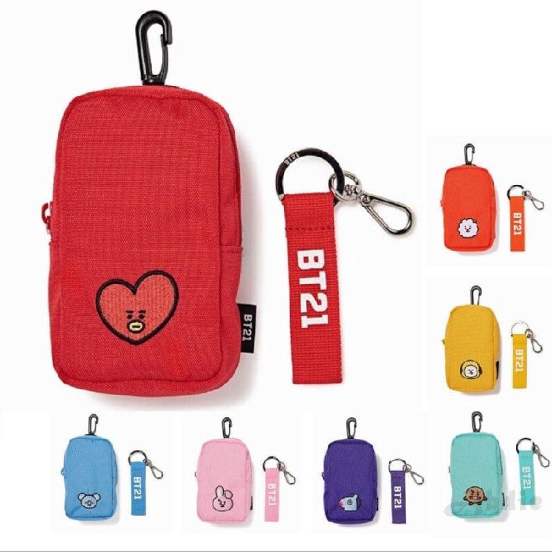 Ready Stock] COD ARMY BT21 BTS KPOP Bangtan Boy Shoulder Pouch Bag Purse Fashion Kchain 500 - 14278471 , 2657019196 , 322_2657019196 , 86800 , Ready-Stock-COD-ARMY-BT21-BTS-KPOP-Bangtan-Boy-Shoulder-Pouch-Bag-Purse-Fashion-Kchain-500-322_2657019196 , shopee.vn , Ready Stock] COD ARMY BT21 BTS KPOP Bangtan Boy Shoulder Pouch Bag Purse Fashion