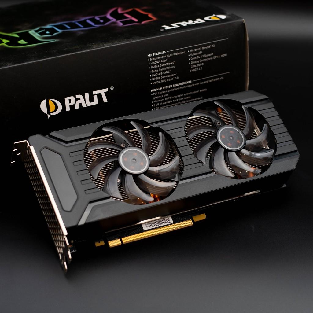 การ์ดขุด Palit P104-100 4GB GDDR5X 256-bit Mining Graphics Card