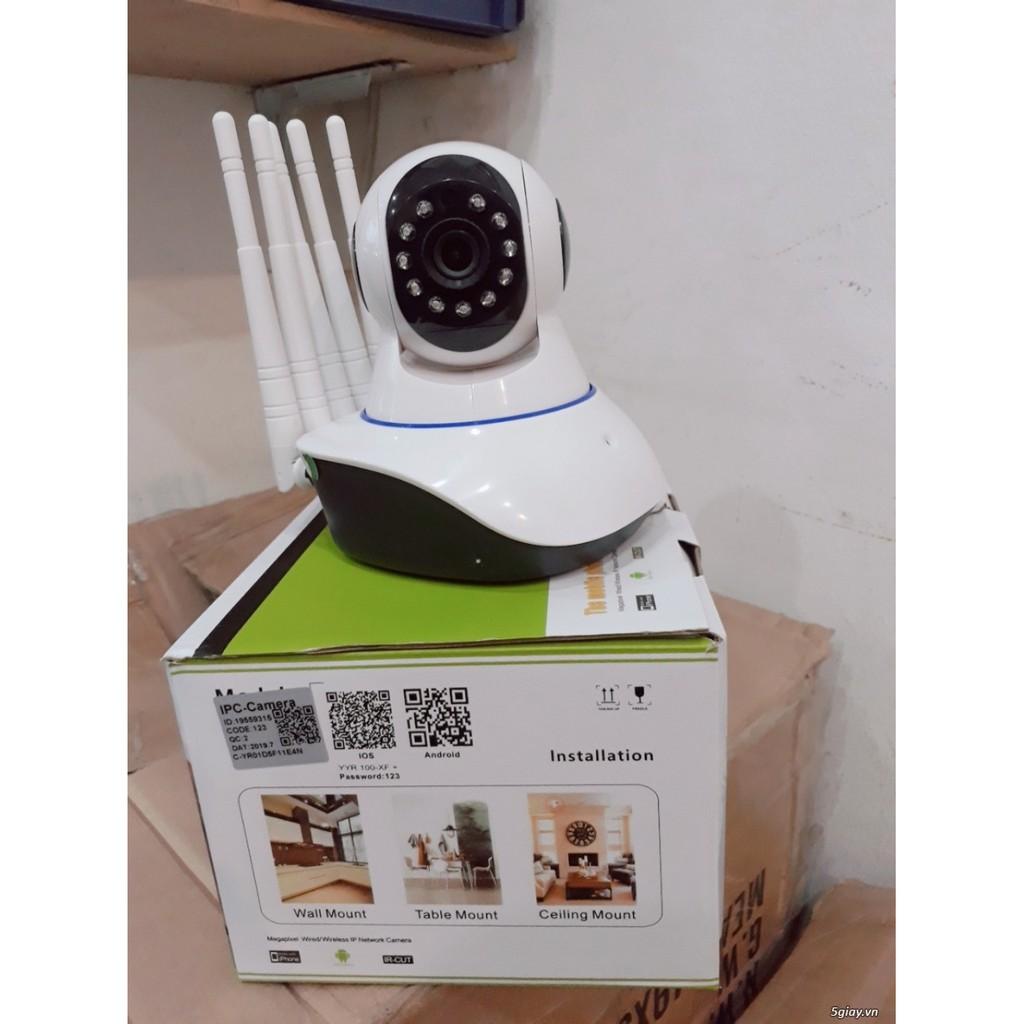 Camera Yoosee 5 Râu 3.0 Full HD 2020 Thẻ 32GB Yoosee Chuyên Dụng