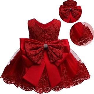 NNJXD Đầm ren công chúa xinh xắn dành cho bé gái
