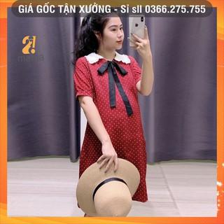 Đầm bầu dự tiệc đẹp thiết kế mùa hè dáng suông giá rẻ - V103 thumbnail