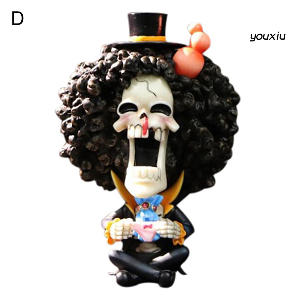 YOU-d Cartoon Doll Model Anime Character Shape Beautiful Miniature Figurine Display Mold for Indoor Decoration