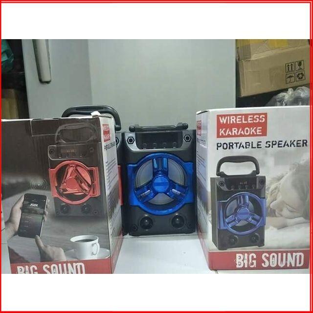 (Giá Ưu Đãi)Sản Phẩm Loa karaoke bluetooth KTS 996