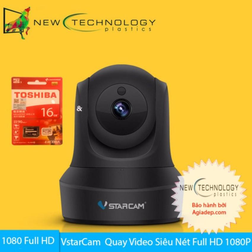 Camera Vstarcam siêu nét HD 1080P (Và thẻ 16GB Toshiba xịn)