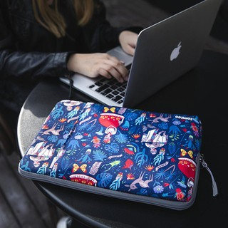 Túi chống sốc Tomtoc (USA) 360° Protective Macbook – Surface 13.3inch Dazzling Blue – A13