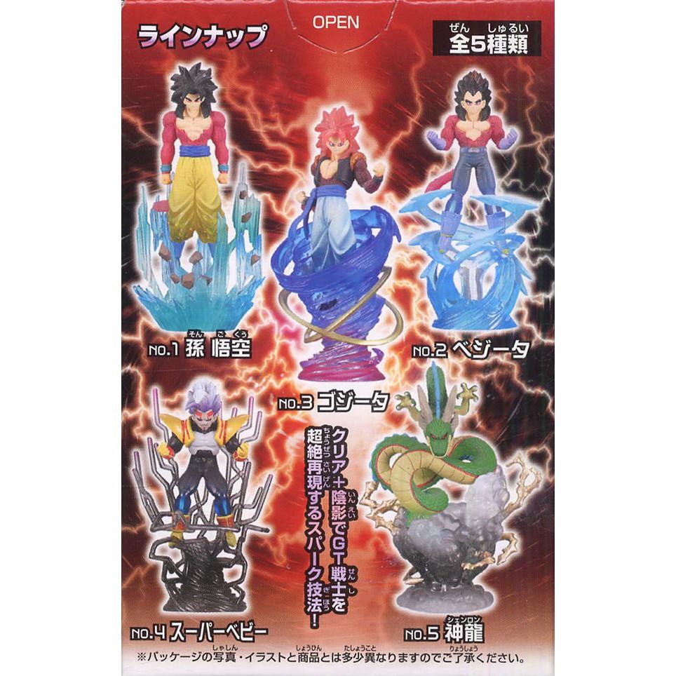 Mô hình Dragon Ball_Ultimate Spark
